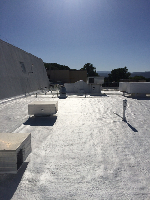 Carson Tahoe Hospital Roof Crafters